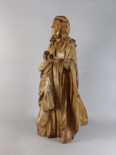 Virgin, Germany, Franconia, beginning of the 16th century - Sculpture Style Renaissance