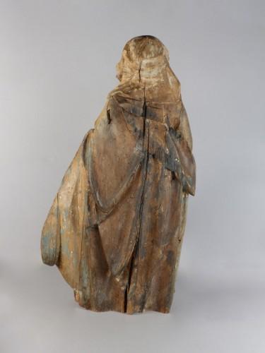 Sculpture  - Virgin, Germany, Franconia, beginning of the 16th century