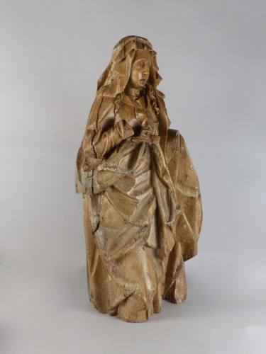 16th century - Virgin, Germany, Franconia, beginning of the 16th century