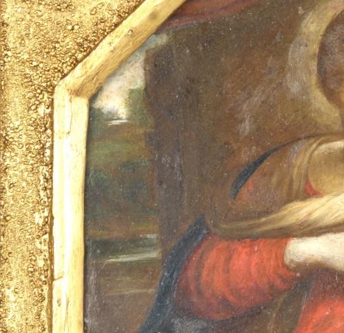 17th century - Nursing Madonna