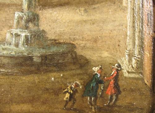 Antiquités - Pair of Rom vedute
