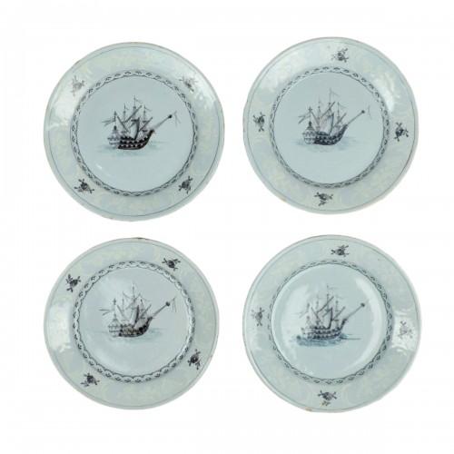 Saint-Amand plates
