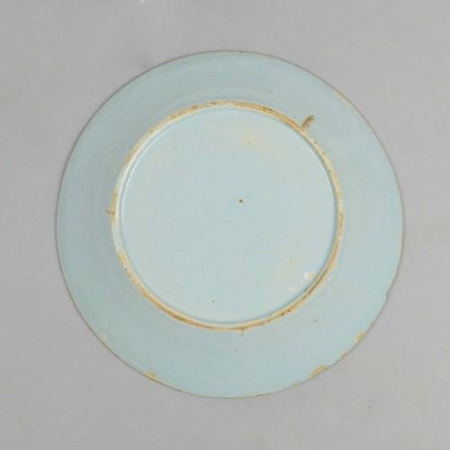 18th century - Saint-Amand plates