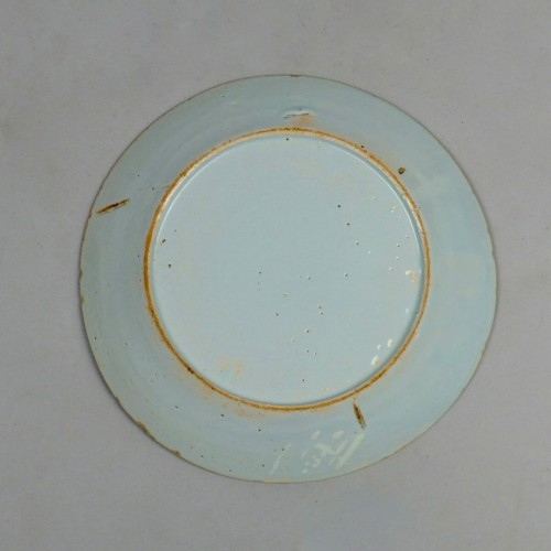 Louis XVI - Saint-Amand plates