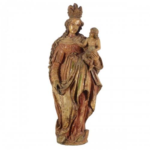 Madonna and Child, Sarthe 18th century