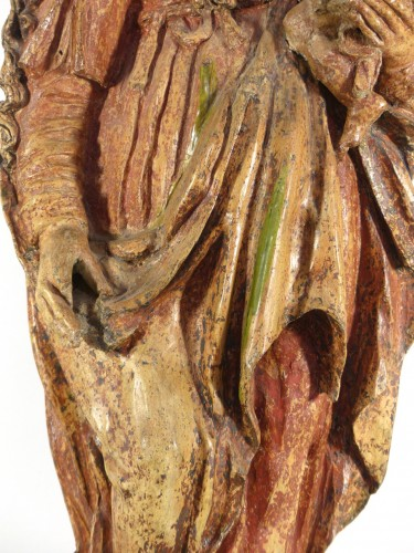 Antiquités - Madonna and Child, Sarthe 18th century