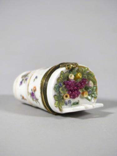 18th century - Beauty spot box corca 1750