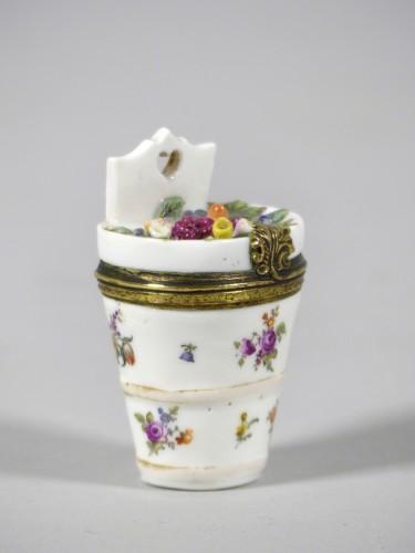 Antiquités - Beauty spot box corca 1750