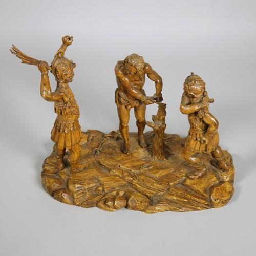 Sculpture  - Flagellation of Christ