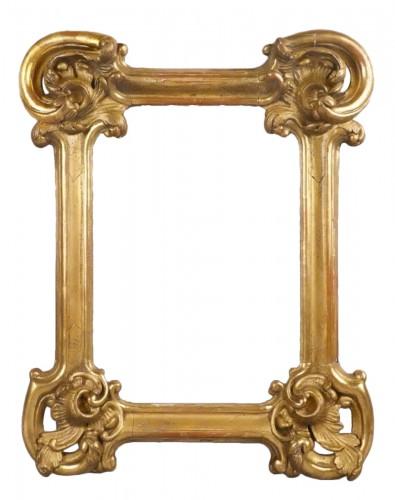 Louis XV frame, Lorrain 18th century