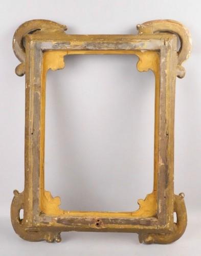 Louis XV frame, Lorrain 18th century -