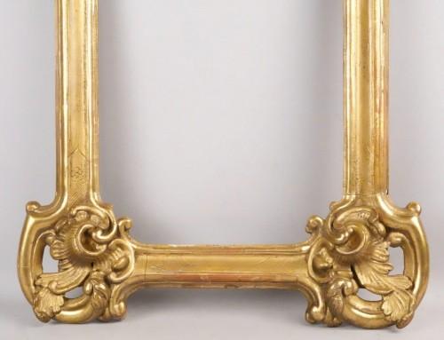 18th century - Louis XV frame, Lorrain 18th century