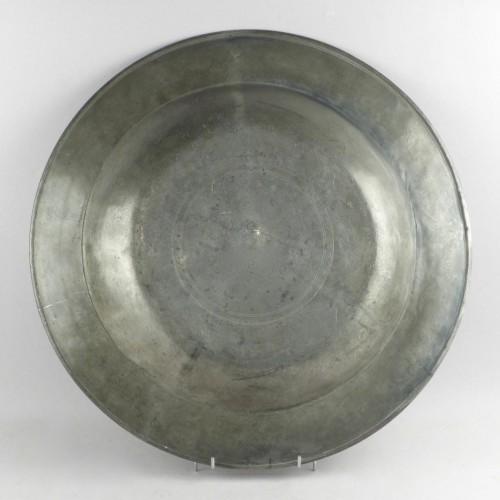 Wedding dish, Nuremberg  - Decorative Objects Style Louis XIV