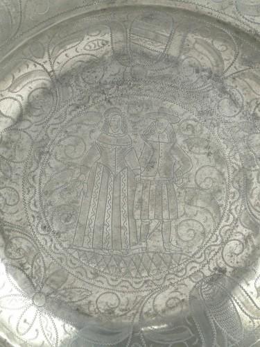Decorative Objects  - Wedding dish, Nuremberg