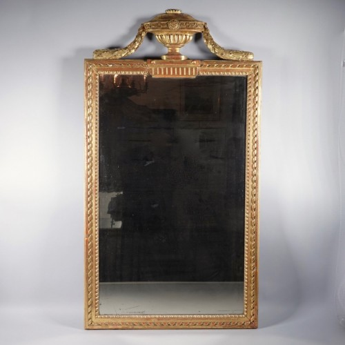 Neoclassical looking glass from Strasbourg - Louis XVI
