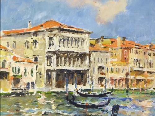 20th century - Venice, Lucien Haffen (1888–1968) - view of Venice