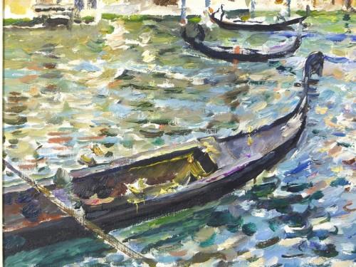 Antiquités - Venice, Lucien Haffen (1888–1968) - view of Venice