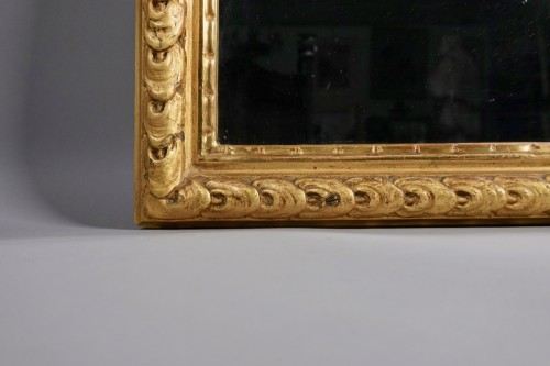 Louis XVI looking glass from Strasbourg -