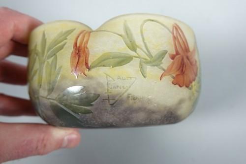 Daum bowl - Glass & Crystal Style Art nouveau