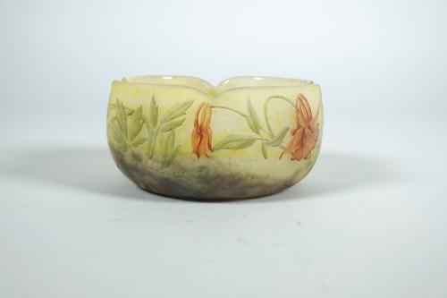 Glass & Crystal  - Daum bowl