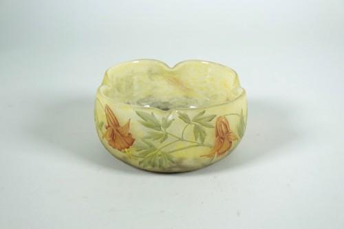 Daum bowl - Art nouveau