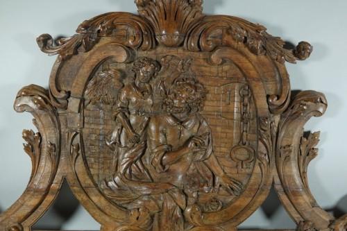Deliverance of Saint Peter - Sculpture Style Louis XV
