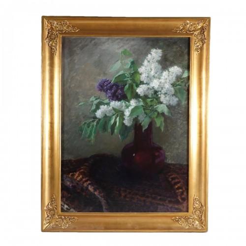 Bouquet of lilacs, Lothaire von Seebach