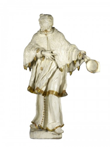 Saint John of Nepomuk, South Germany circa 1750
