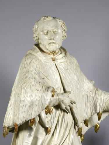 - Saint John of Nepomuk, South Germany circa 1750