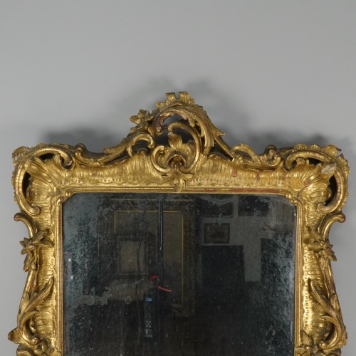 Russian looking-glass - Mirrors, Trumeau Style