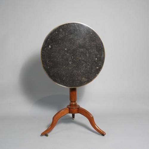 Pedestal table - Furniture Style Louis XVI