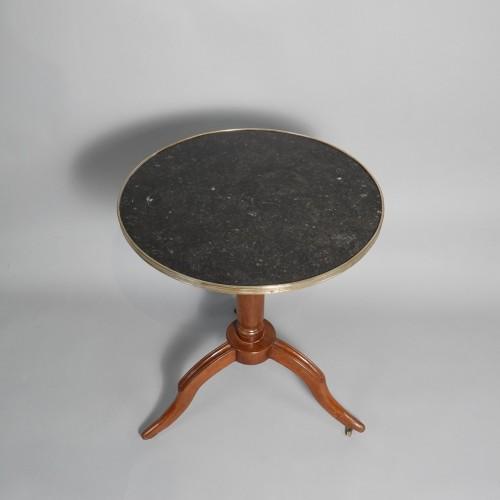 18th century - Pedestal table