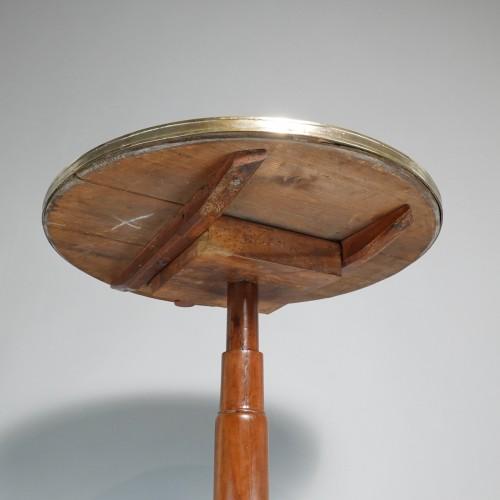 Pedestal table - Louis XVI
