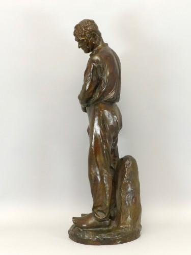 Antiquités - Aimé Jules Dalou - Le travailleur