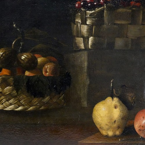 Paintings & Drawings  - Still life, Spain 17th century