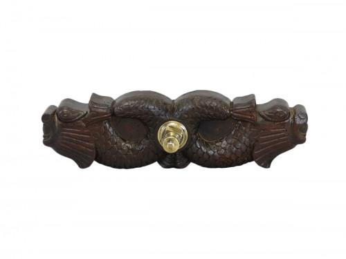 Cask lock