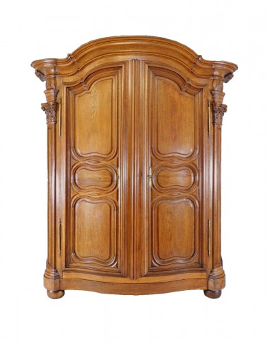 Master piece cabinet made in Strasbourg