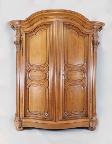 Collectibles  - Master piece cabinet made in Strasbourg
