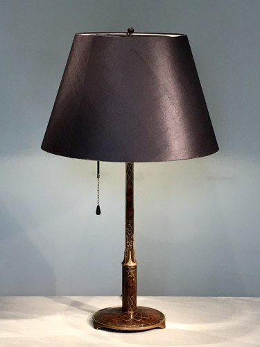 Desk lamp by Erhard & Söhne, circa 1920 -