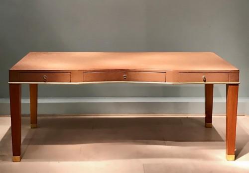 Furniture  - Leather desk by Blanche Klotz