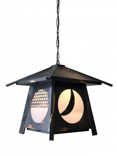 Lantern in Japanes style.