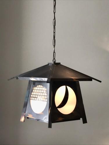 Sculpture  - Lantern in Japanes style.