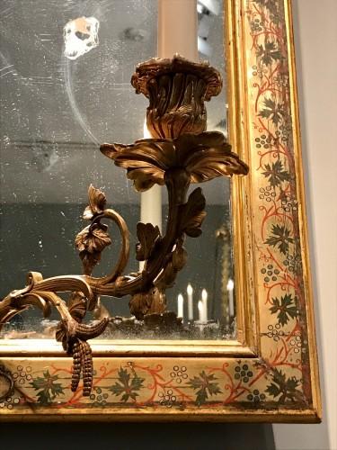 Mirrors, Trumeau  - Pair of mirrors