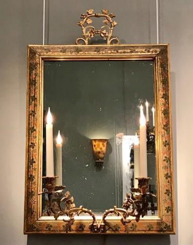 Pair of mirrors -