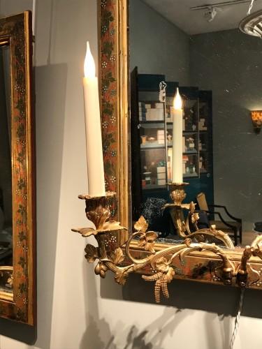 19th century - Pair of mirrors