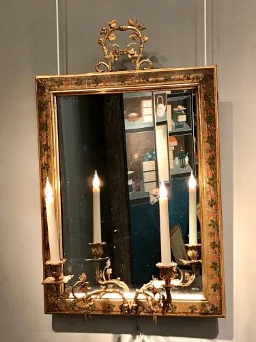 Antiquités - Pair of mirrors