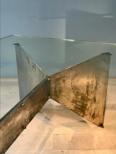 Table sculpture by Georges Addor for circa 1953/54 -