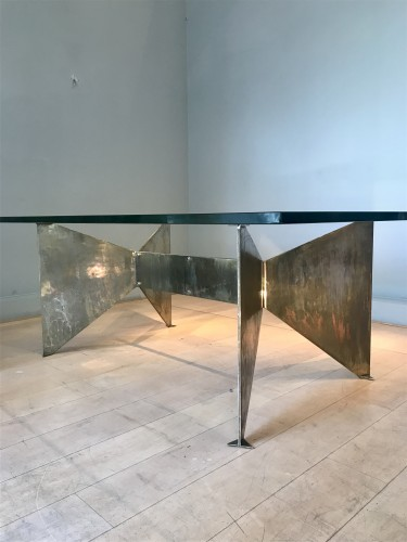 Table sculpture by Georges Addor for circa 1953/54 - 50