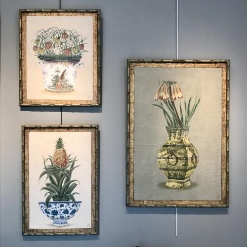 Ensemble de toiles peintes - Paintings & Drawings Style 50
