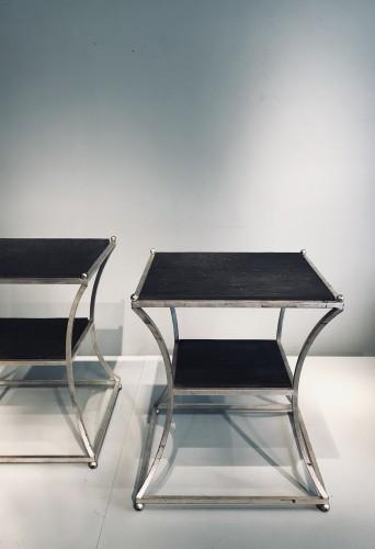 Furniture  - Pair of pieces of sofa
